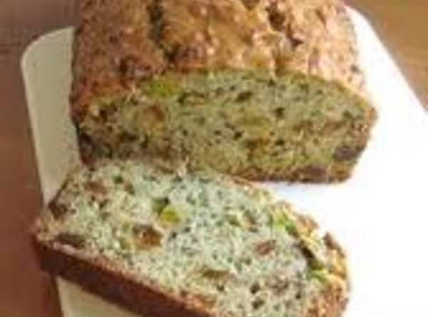 Green Tomato Bread Recipe