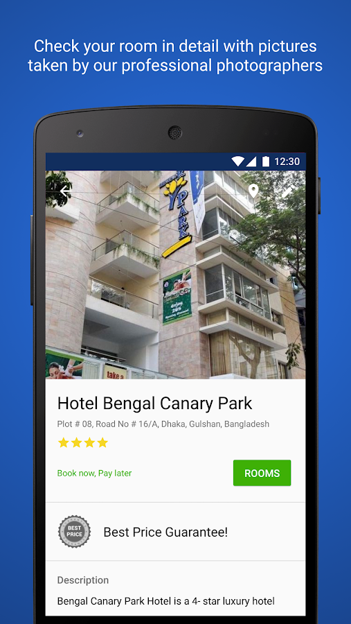 Jovago Hotels Booking- screenshot