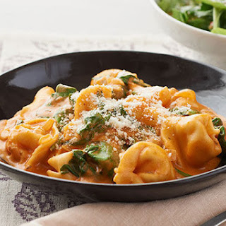 Creamy Tortellini With Cream Cheese Recipes