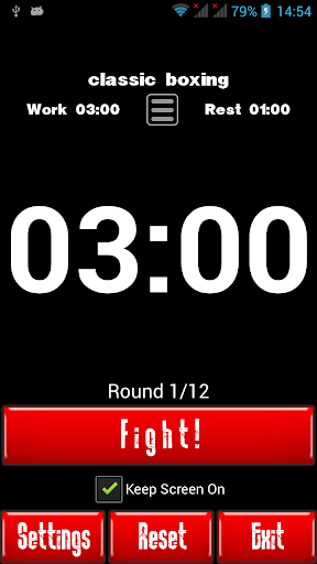 Boxing Interval Timer PRO