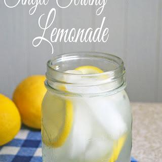 Single Serving Lemonade