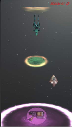 Dimensional Portal Defense - Teleportation Game 0.5 screenshots 1