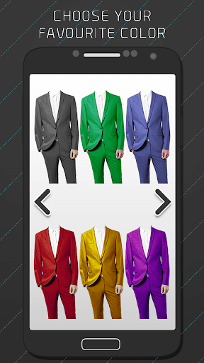 Mens Suits Photo Editor