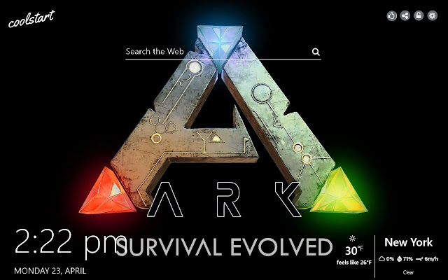 ARK Survival Evolved HD Wallpapers Game Theme