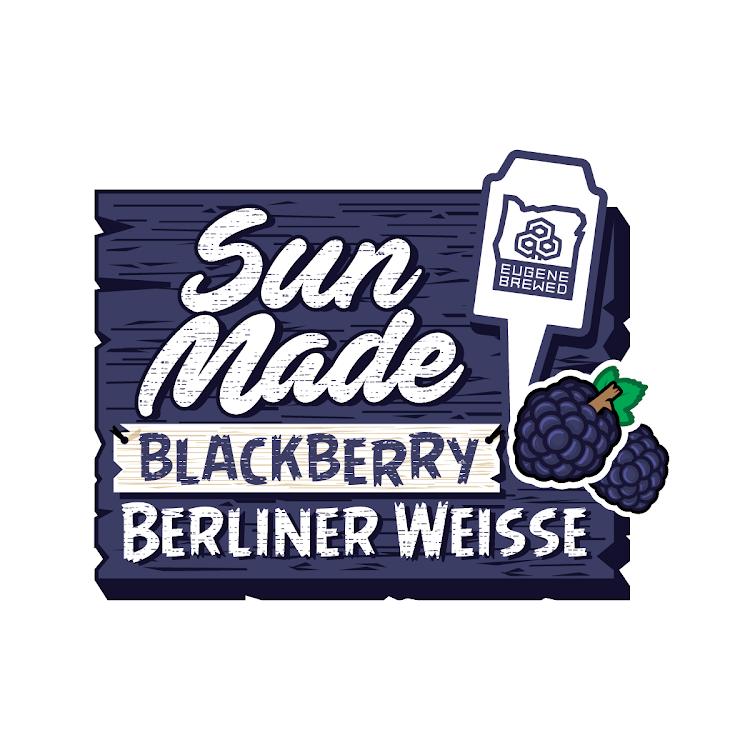 Logo of Oakshire Sun Made Blackberry Berliner Weisse