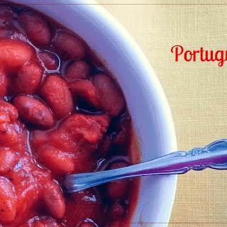Portuguese Beans.