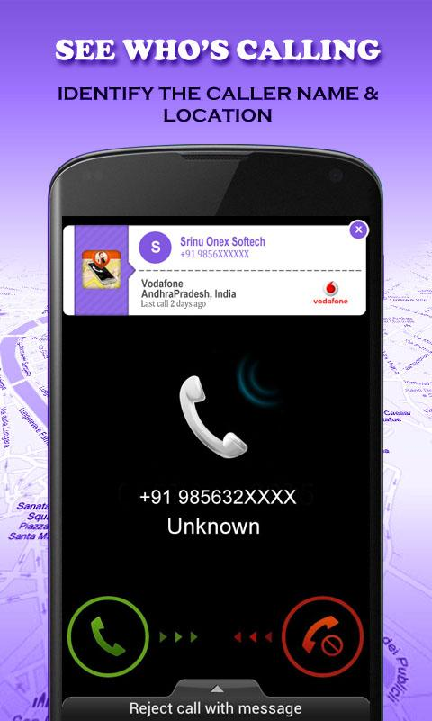 Mobile Number Locator- screenshot