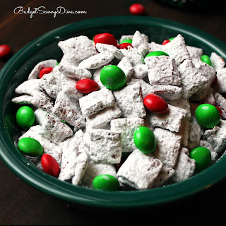 Nutella Reindeer Chow