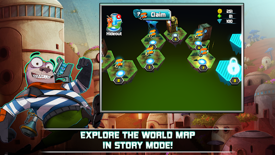 Mod Game Slugterra: Slug it Out 2 for Android