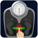 Weight Machine Scanner Prank icon
