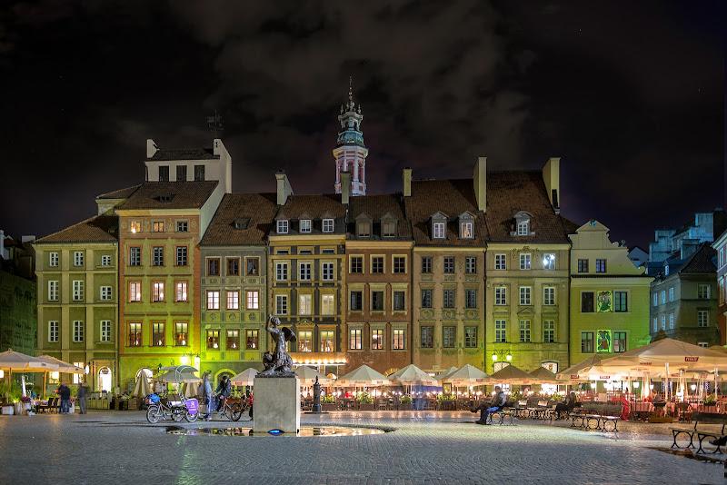 Varsavia romantica di franca111