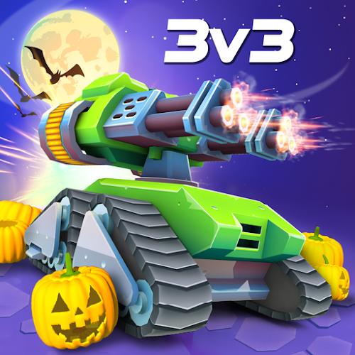 Tanks A Lot! - Realtime Multiplayer Battle Arena (Mods) 2.60 mod