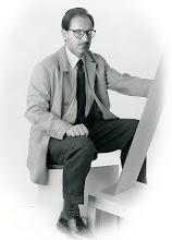 Photo: E. Hopper FOURNEL Jacques Autoportrait