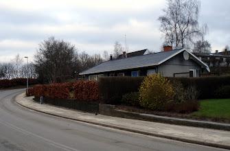 Photo: Kirkegade 7, Hans Laustsens nye hus