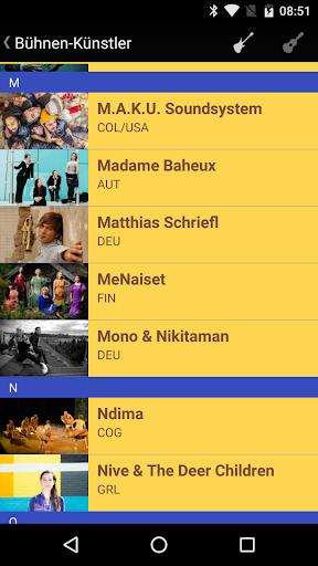 玩娛樂App|TFF Rudolstadt 2014免費|APP試玩