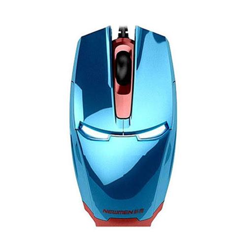 Chuột máy tính Newmen G306 (Xanh dương)