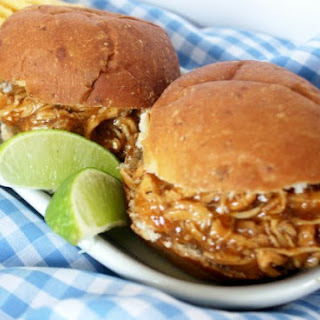 Crock-Pot Barbecue Lime Chicken.