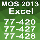 Excel 2013 MOS Tutorial Videos