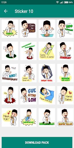 Stiker Islam Wa Terbaru Biar Whatsapp An Asik App Store Data