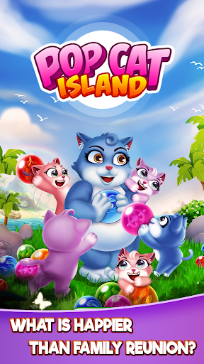 Cat Pop Island screenshots 5