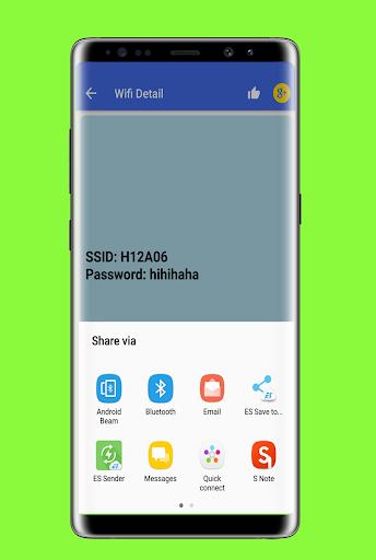 Show Wifi Password - Share Wifi Password 1.5 screenshots 6