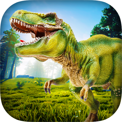 Real Talking Dinosaur Icon