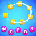 Crossword Puzzle with Words icon