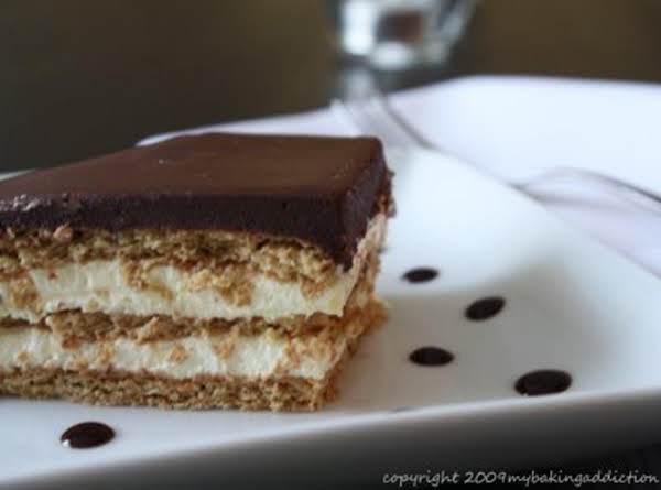 Yummy Eclair Cake! Oh My!