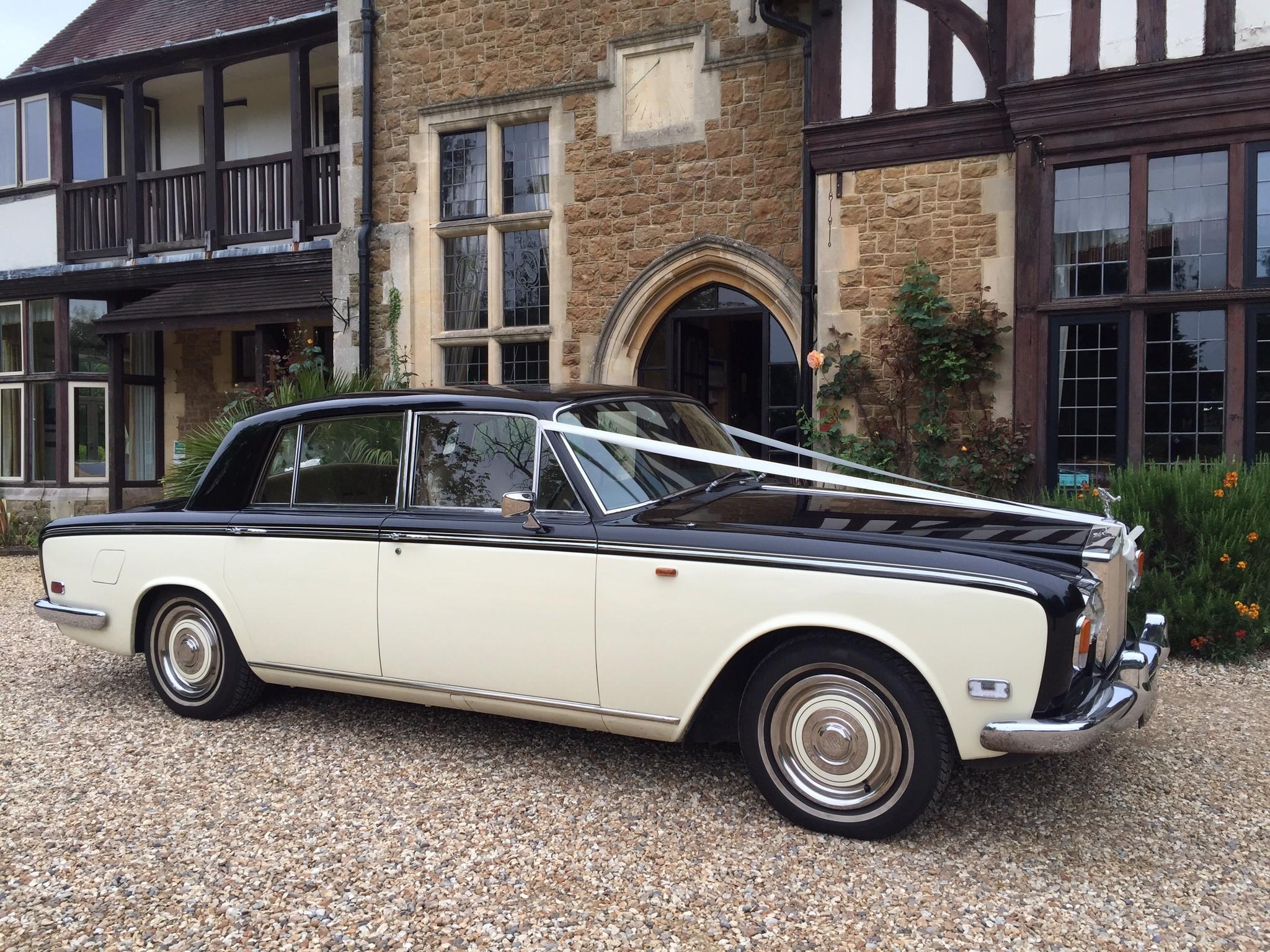 Rolls Royce Silver Shadow Hire Berkshire