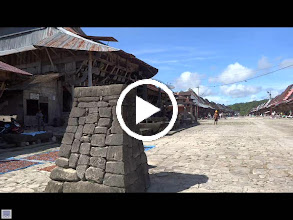 Video: Nias Island Traditional village stone jumping caught on video.