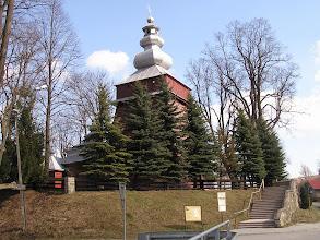 Photo: C4040024 Tylicz - cerkiew - dzis kaplica cmentarna