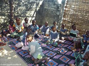 Photo: #006-Une école maternelle dans un petit village