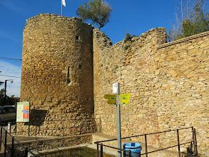 Photo: torre del conjunt del castell de Palau-sator
