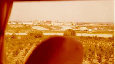 Photo: Nykyisen Transnistrian omenatarhoja riitti 30km verran matkalla Odessasta Chișinăuhun 25.5.1976.