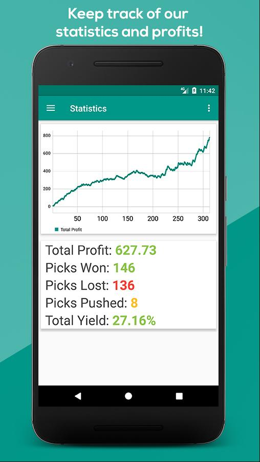 Betting Tips - Big Odds- screenshot