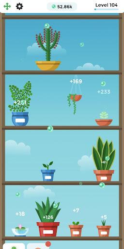 Terrarium: Garden Idle  captures d'écran 1