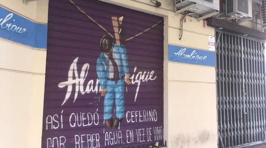 Almería en los tiempos del covid-19 (XL): Vuelven los camareros