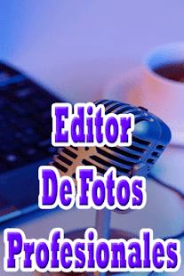 Editor para fotos profesionales online dating