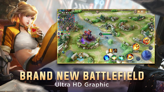 Mod Game Garena AOV - Arena of Valor: Action MOBA for Android