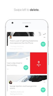 Stack: Personalized News App- screenshot thumbnail