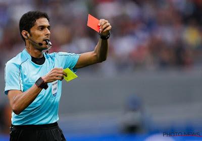 Un arbitre corrompu peut faire une croix sur la Coupe du Monde et sa carrière
