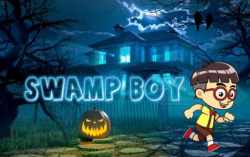 Swamp Boy Swamp KIDS