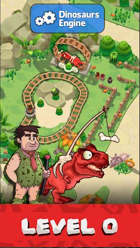 Stone Park: Prehistoric Tycoon  screenshots 2
