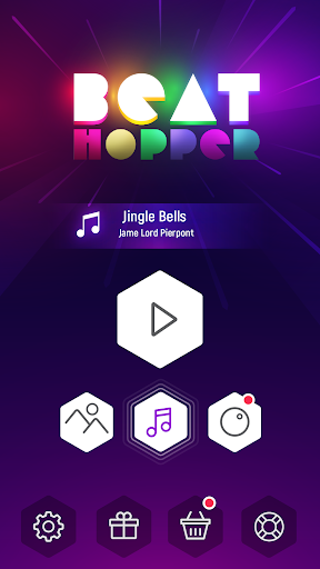Aplikacje Beat Hopper: Dancing Piano Ball on Music Tiles 3 (apk) za darmo do pobrania dla Androida / PC/Windows screenshot