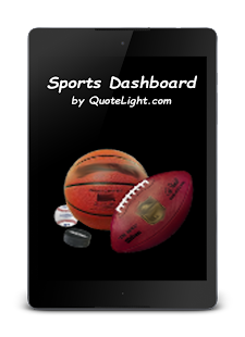 Sports Dashboard 2.0- screenshot thumbnail