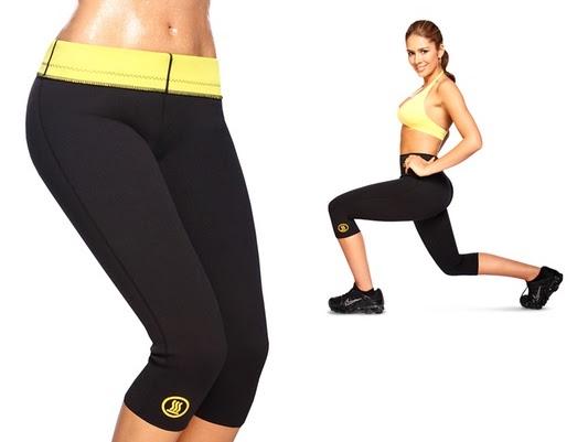 Celana Fitnes Olahraga Wanita Celana Joging Fitnes Senam Mengecilkan Kaki Paha Perut