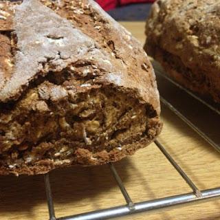 Irish Treacle (Molasses) Bread.