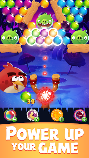 Angry Birds POP Bubble Shooter Apk 2