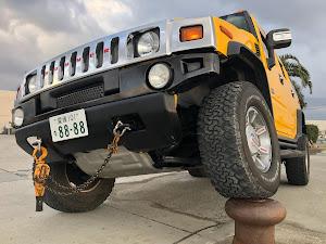 H2  07,HUMMER,LUXPXG三井D車のカスタム事例画像 ヨシクマ🇺🇸🍍さんの2020年01月19日17:01の投稿
