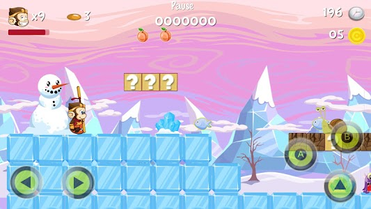 Super Jungle World Adventure screenshot 6